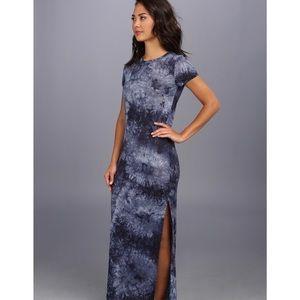Michael Kors Tie-Dye Maxi Dress